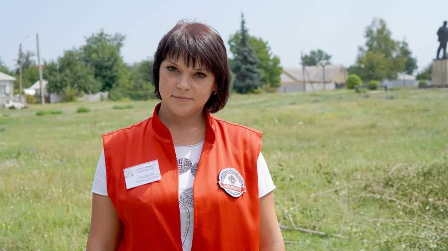 Сестра погибшего Гиви Марина до сих пор живет с родителями в Иловайске