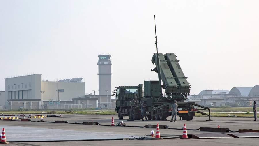 ПВО PatriotMIM-104