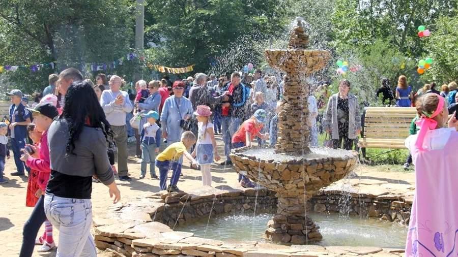 Фестиваль«В саду Даурского Версаля» в Нерчинске