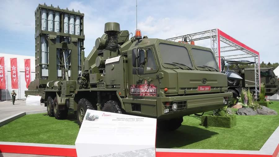 КомплексС-350 «Витязь»