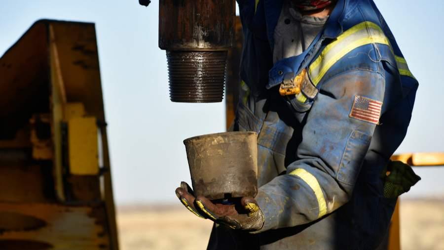Нефтяник США