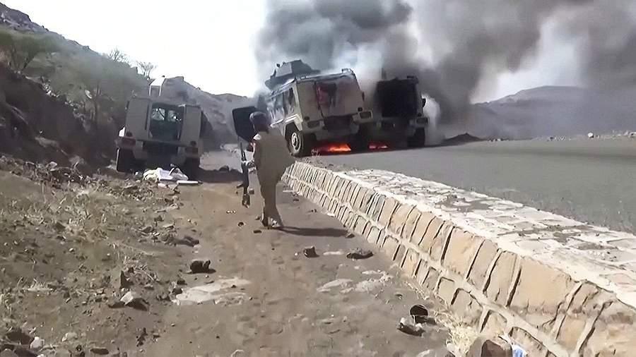 йемен хутси саудовская аравия