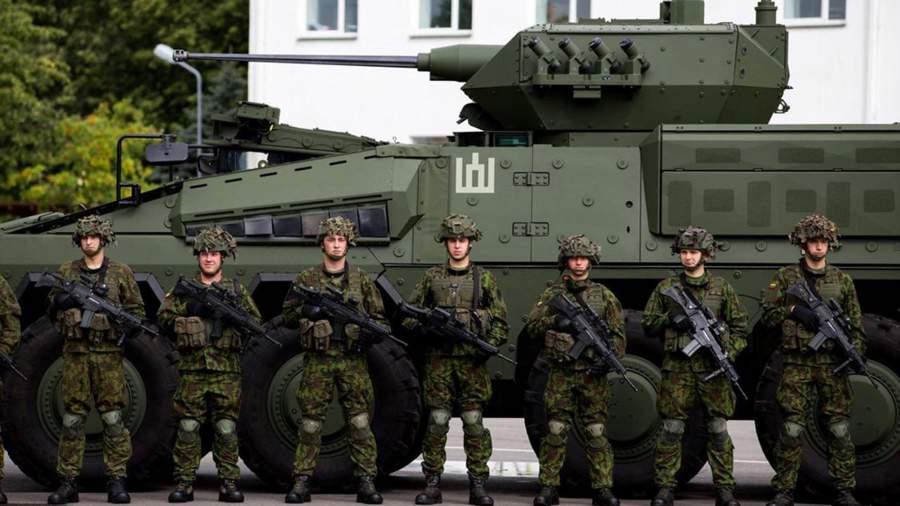 Литовский вариант БМП Boxer — Vilkas. Машина оснащена необитаемой башней Samson Mk II с 30-мм пушкой Bushmaster II Mk44