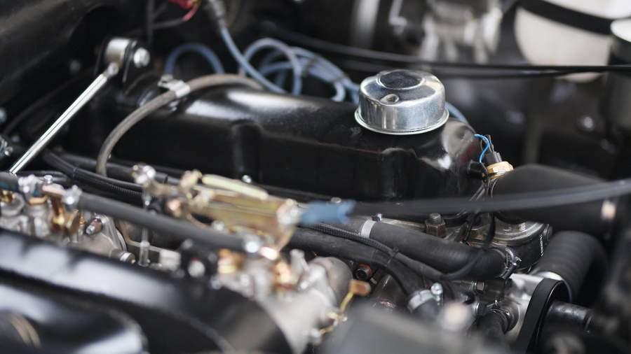 Двигатель автомобиля «Волга» ГАЗ-21М
