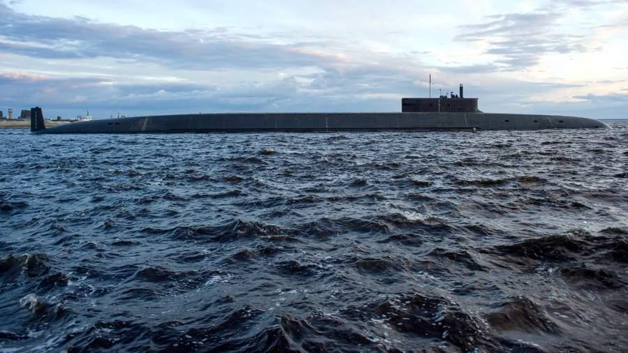 """Атомный подводный ракетный крейсер стратегического назначенияпроекта 955А (""""Борей-А"""")"""