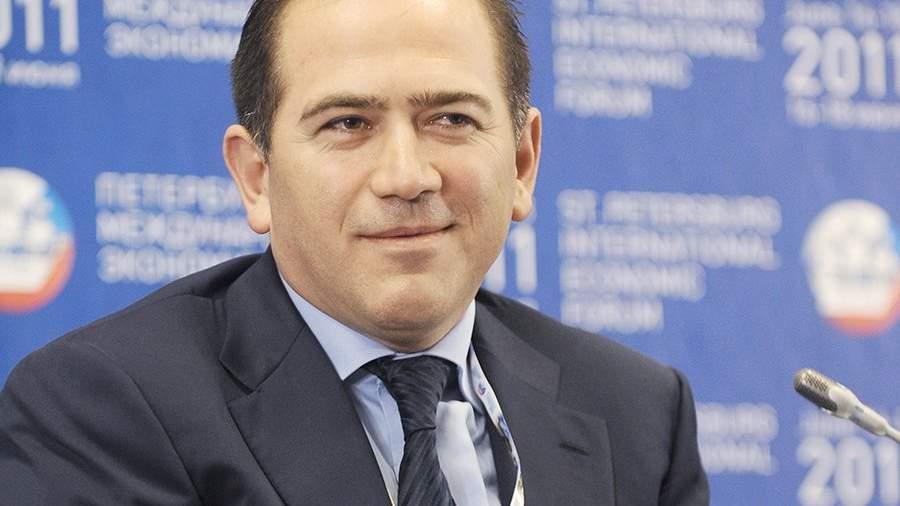 Бывший вице-президент Олимпийского комитета России Ахмед Билалов. 2011 год