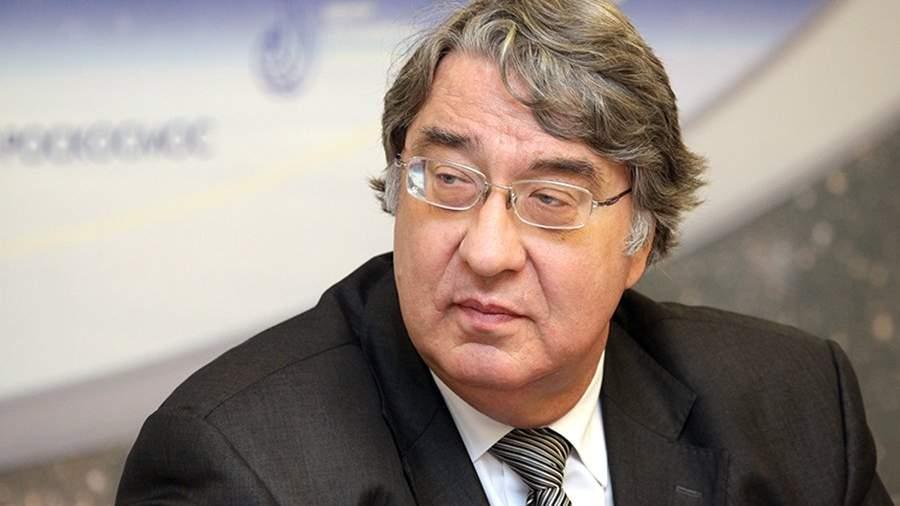 Бывший генеральный директорЦНИИмаш Геннадий Райкунов