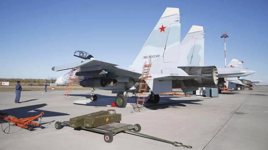 Двухместный многоцелевой истребитель поколения 4+Су-30СМ