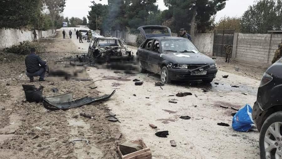 Последствия нападения боевиков на пограничную заставу «Ишкобод», Таджикистан