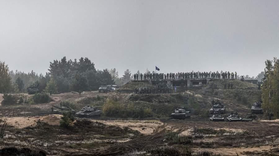 Около 3000 солдат из 12 стран членов НАТО принимают участие в учениях «Серебряная стрела 2019»