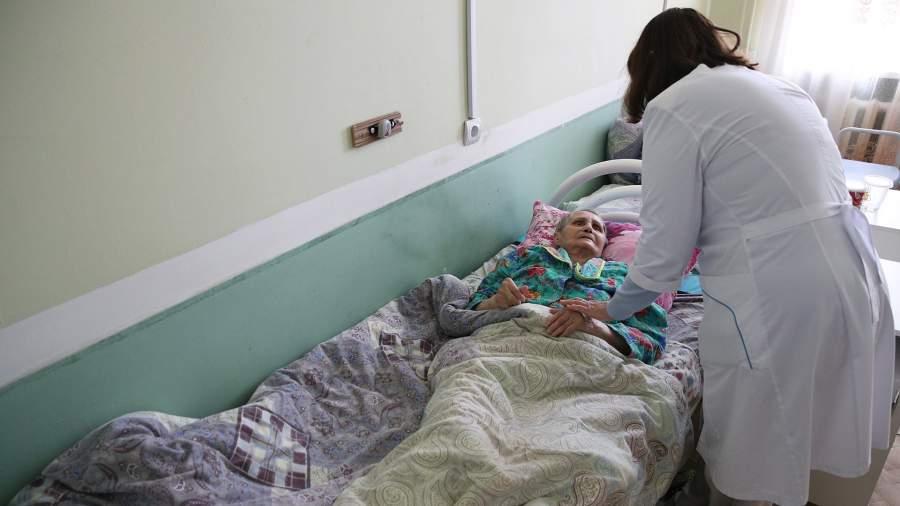 Может дом престарелых находится в жилом секторе по законодательству