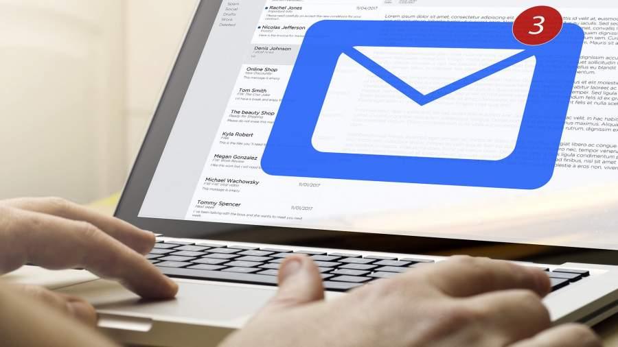пользователь почта  компьютер