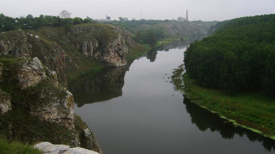 каменск-уральский исеть загрязнение река вода