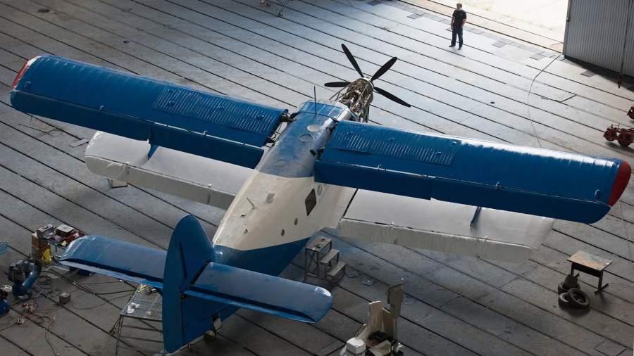 Самолет Ан-2-110