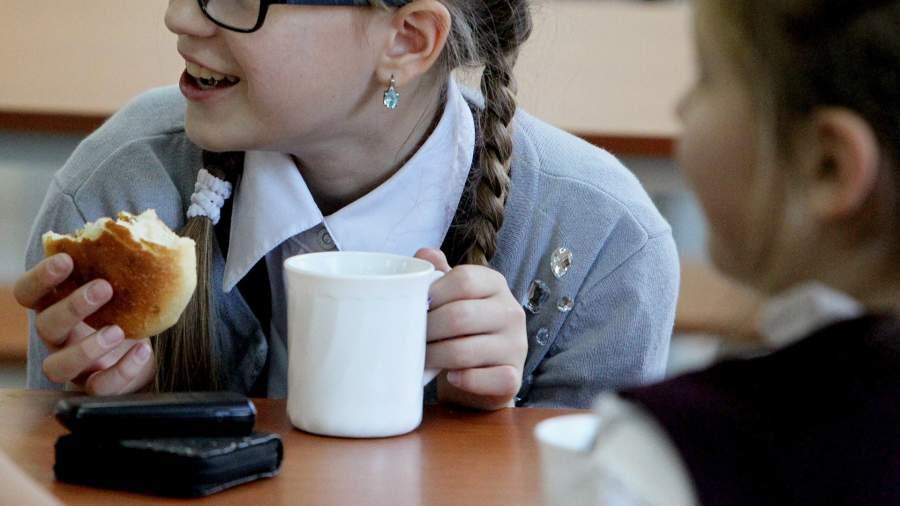 Чаепитие в школе