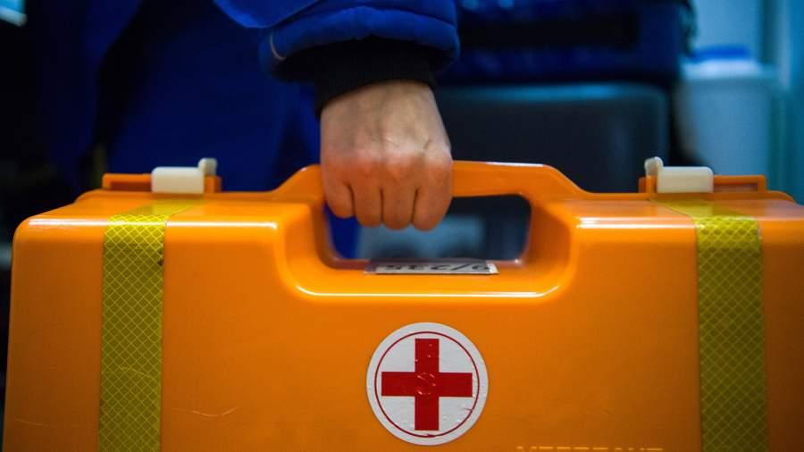 Аптечка скорой и неотложной медицинской помощи