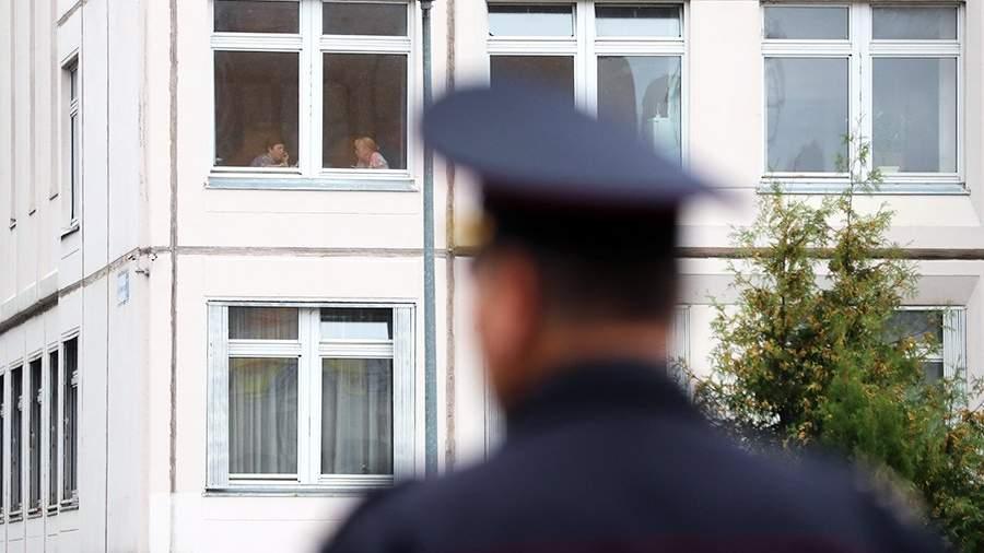 Полиция в школе