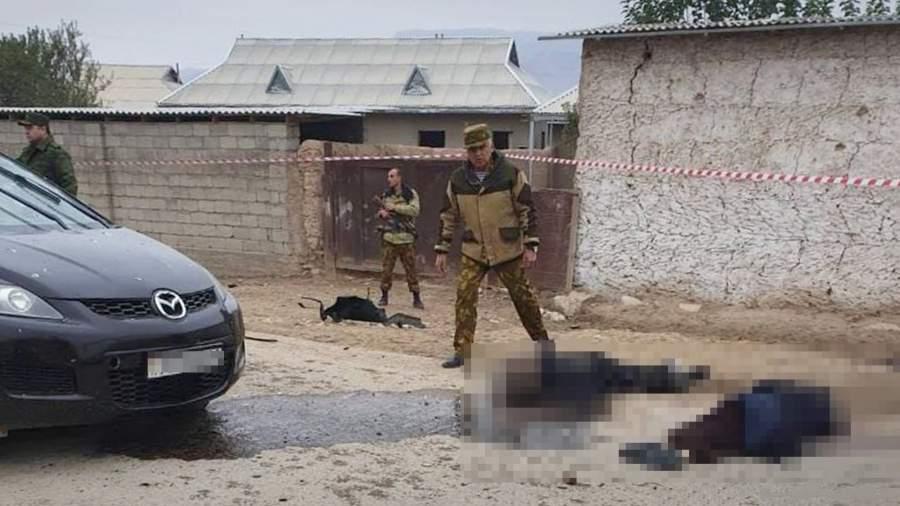 Последствия нападения на пограничную заставу «Ишкобод», Таджикистан