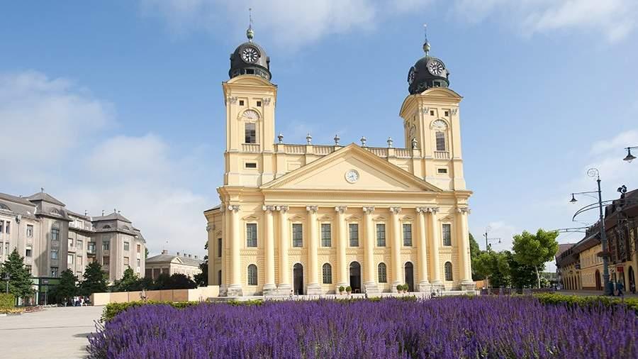 Реформатский собор Дебрецена