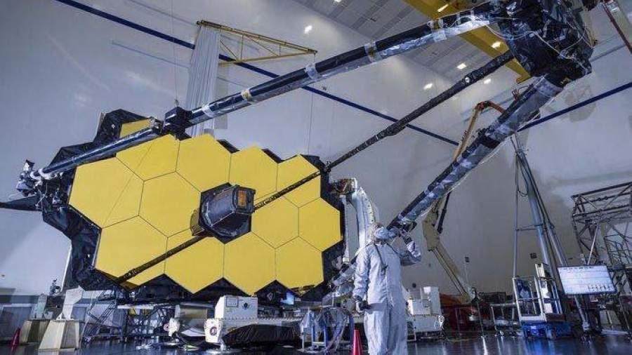 Космический телескоп имени Джеймса Уэбба