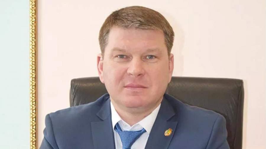 Глава Рамонского района Воронежской области НиколайФролов