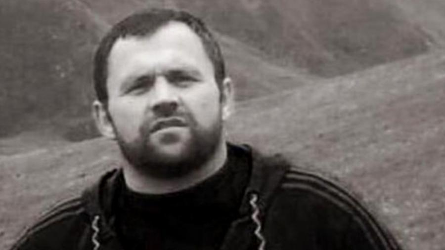 Убитый в Берлине гражданин Грузии Зелимхан Хангошвили