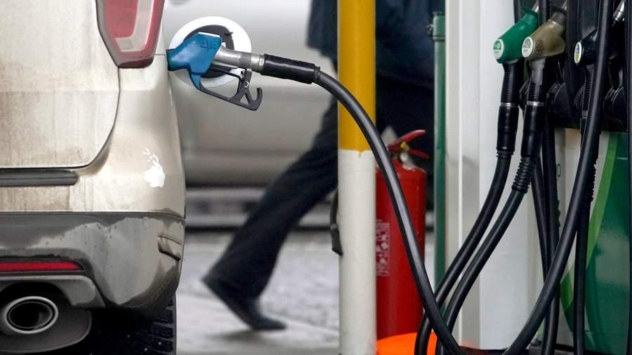 бензин топливо колонка