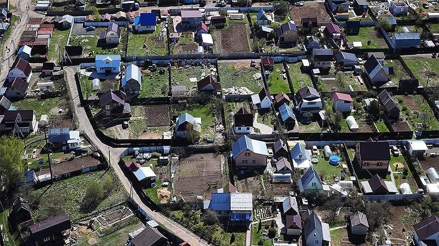 дача сельское хозяйство деревня