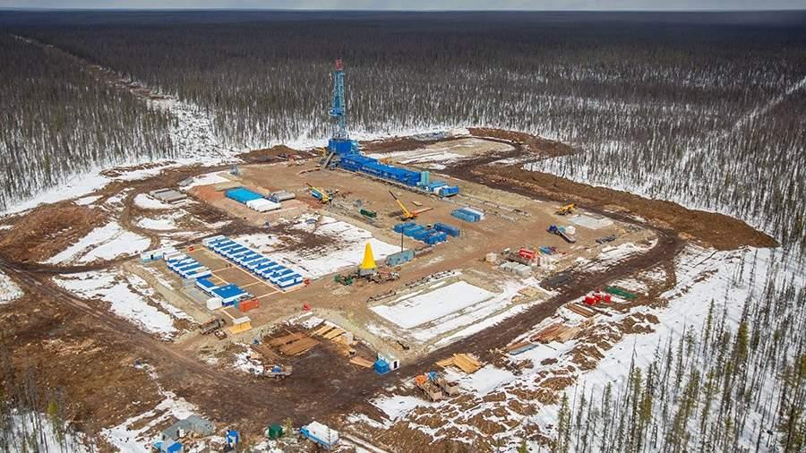 Газонефтеконденсатная разведочная станция на Чаяндинском газовом месторождении