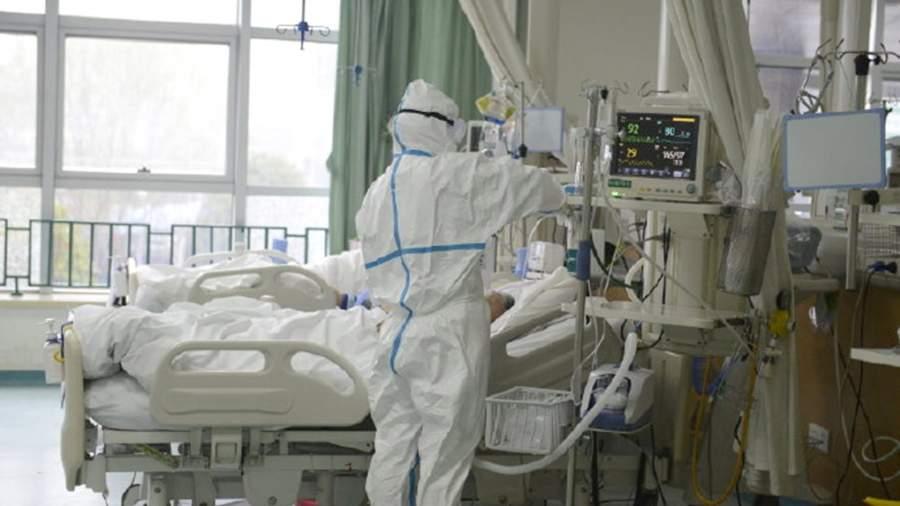 Центральная больница Уханя