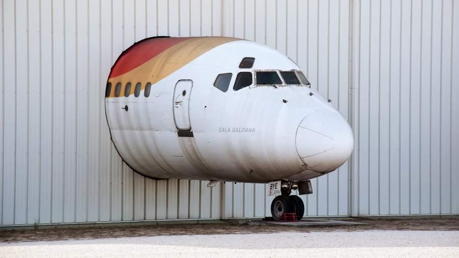 DC-9 вКуатро-Вьентос