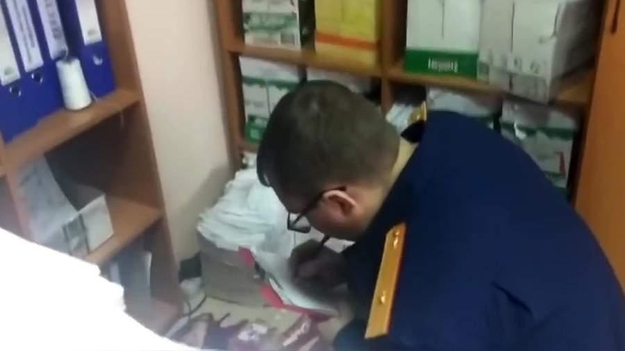 Следственные действия в судебном участке мирового судьи Новокузнецка