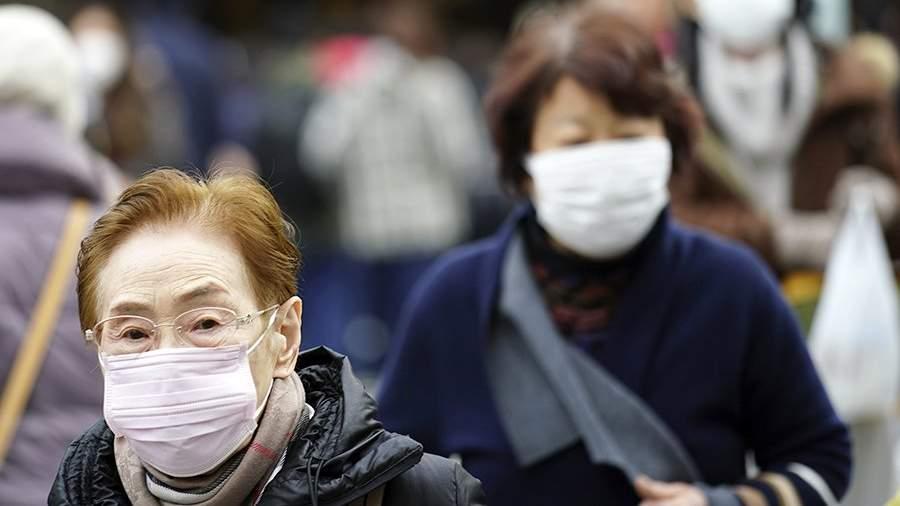Жители Токио