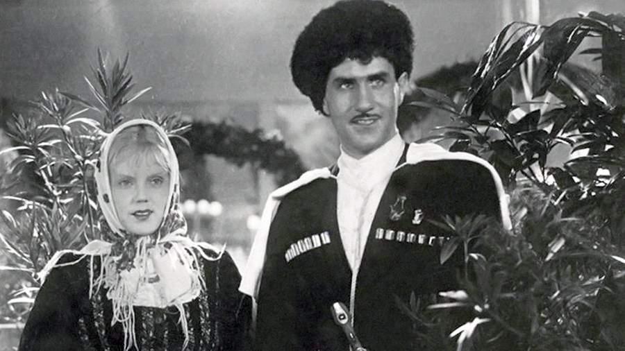 Владимир Зельдин в роли Мусаиба