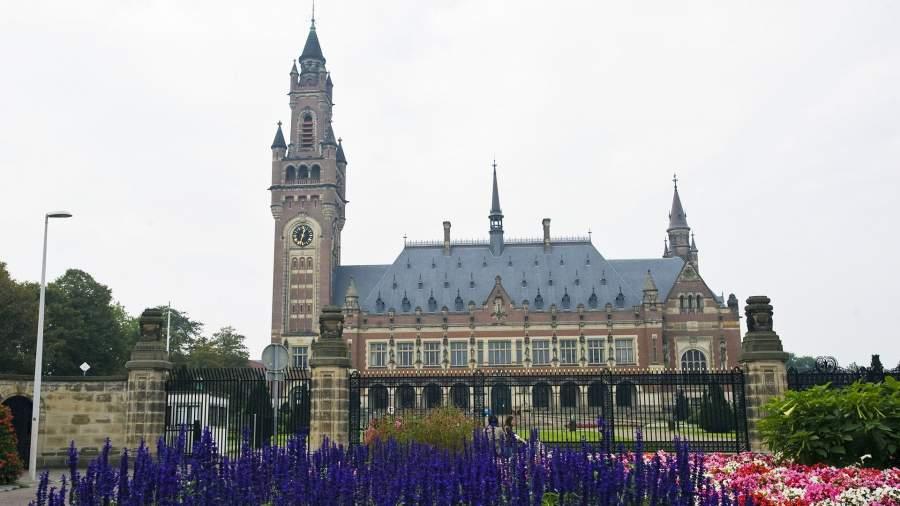 Международный арбитражный судв Гааге