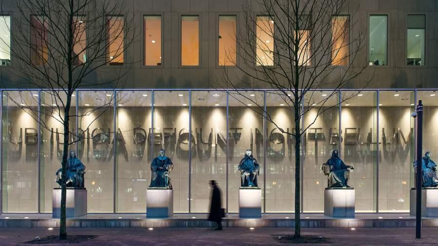 Верховный суд в Нидерландах