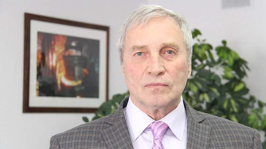 Бывший генеральный директор «Амурстали» Сергей Кузнецов