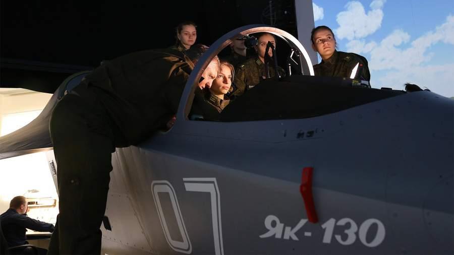 як-130 летное училище авиация
