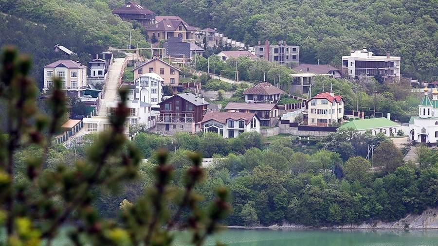 Село Абрау-Дюрсо