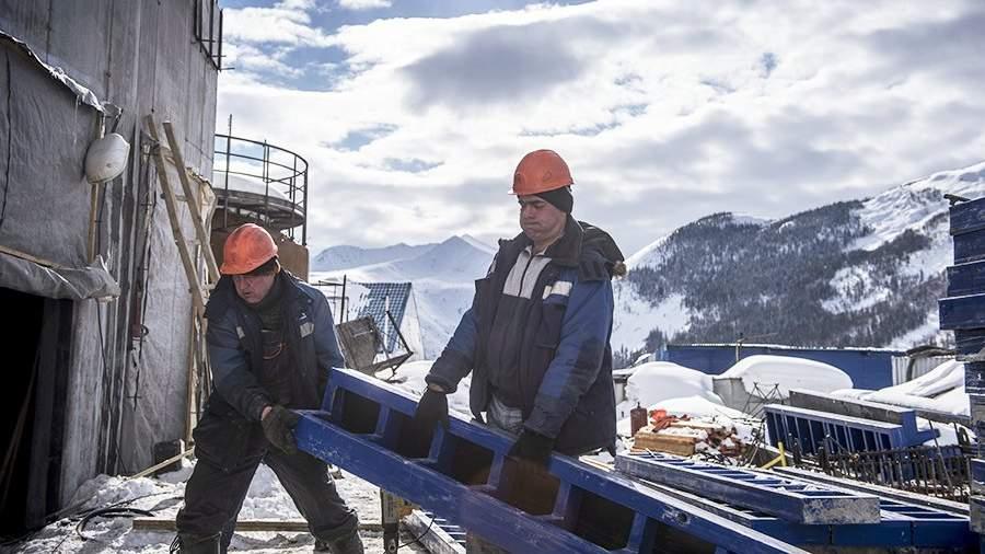 Строительство второй очереди Байкальского тоннеля
