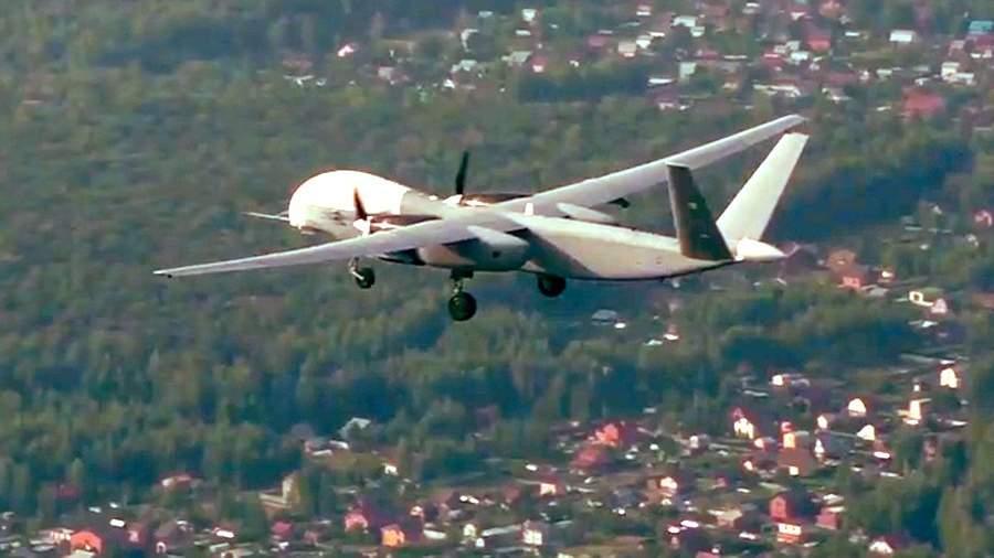 Беспилотный летательный аппарат «Альтиус-У»