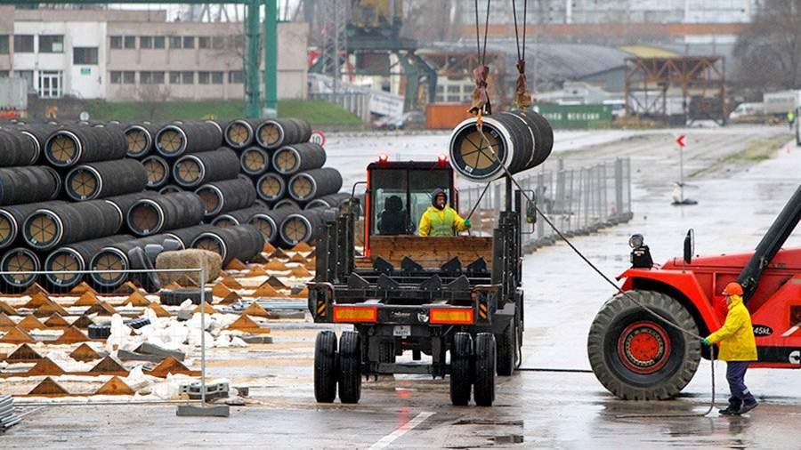 строительство трубопровода болгария
