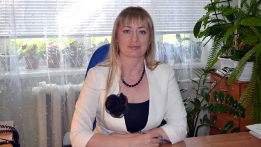 Директор УСЗН Воробьевского района Анна Мирошниченко