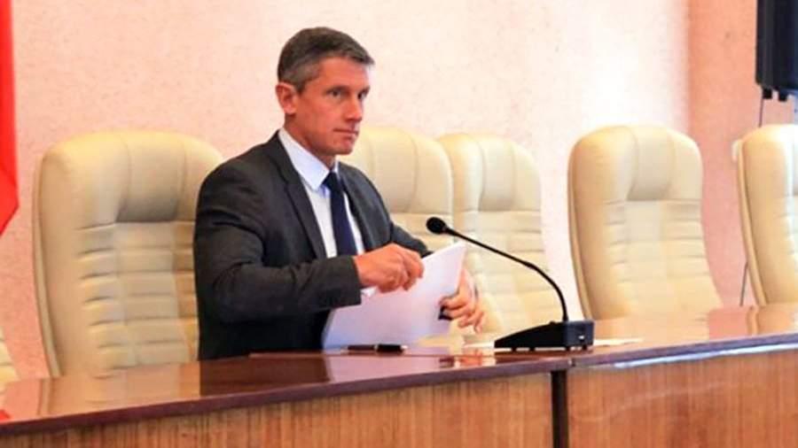 Глава Клинцов Олег Шкуратов