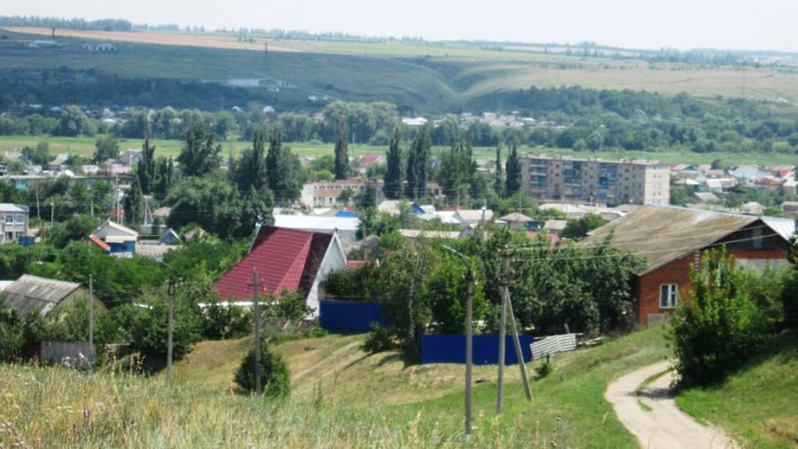 Село Воробьевка