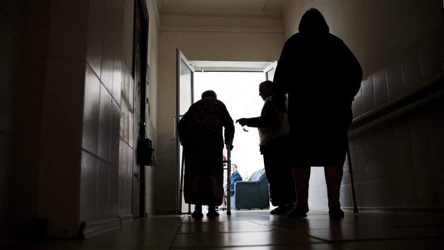 волонтеры пенсионеры коронавирус
