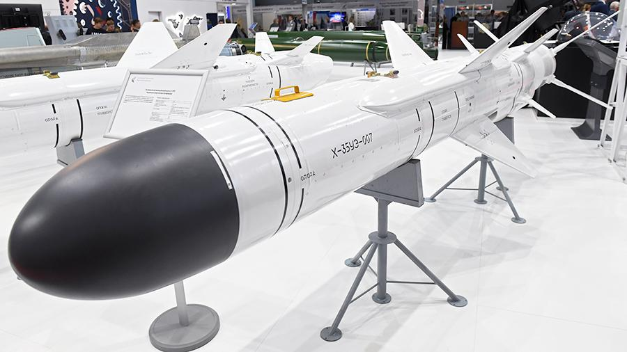 Противокорабельная ракета Х-35