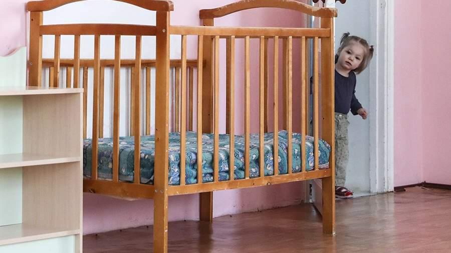 Воспитанник детского дома