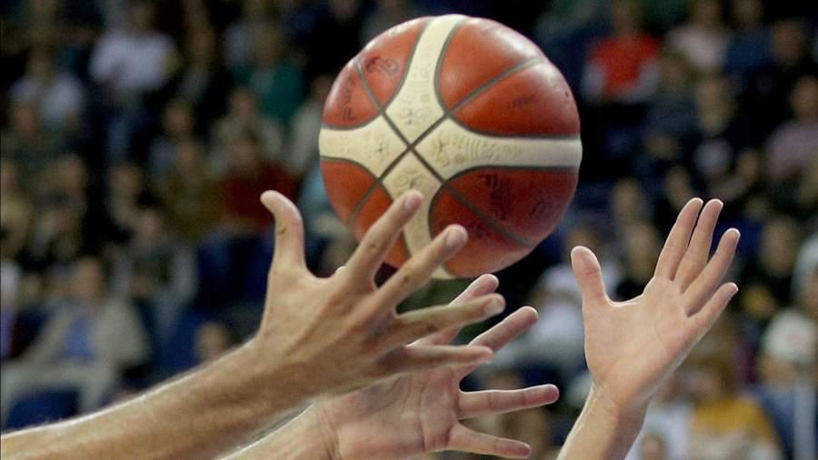 баскетбол мяч