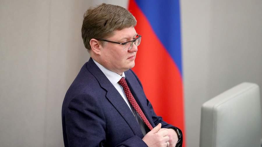 Первый зампред фракции партии власти в Госдуме Андрей Исаев